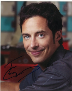 Tom Cavanagh 'THE FLASH'  - Genuine Signed Autograph 10x8  10684